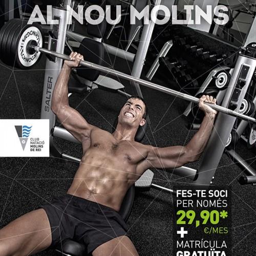 CN Molins Campanya Superat't 2015
