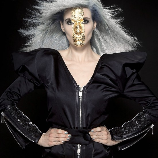 Joan Sèculi Photography - Hair Collection Gold 2012