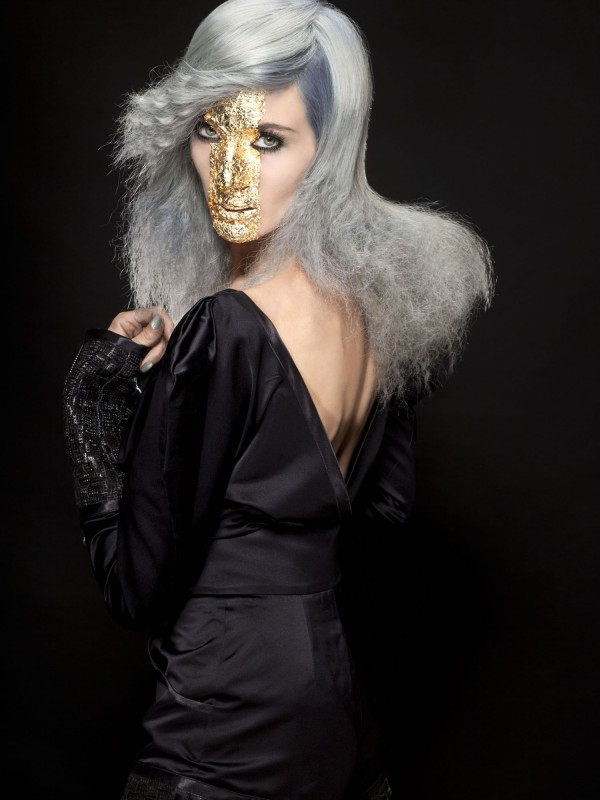 Joan Sèculi Photography - Hair Collection Gold 2012