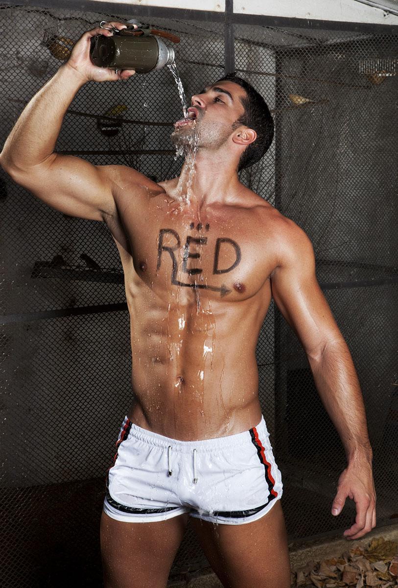Joan Sèculi Photography - Sport RED campaign 2012