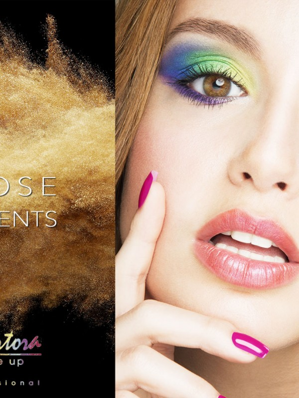 Martora Make up Loose pigments - Summer 2015