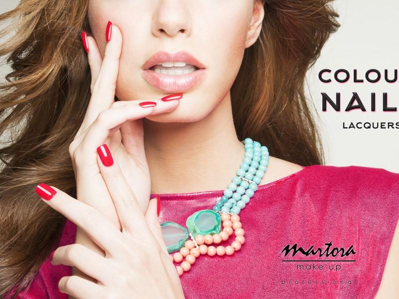 Martora Make up Nails Lacquers - Summer 2015