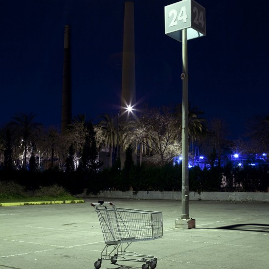 Joan Sèculi Photo - Project: Lonely at night