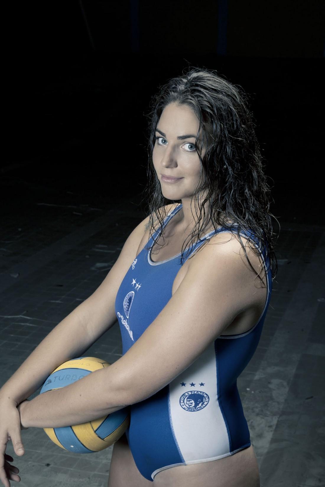 Anuari Waterpolo Català 2015 - Maica García