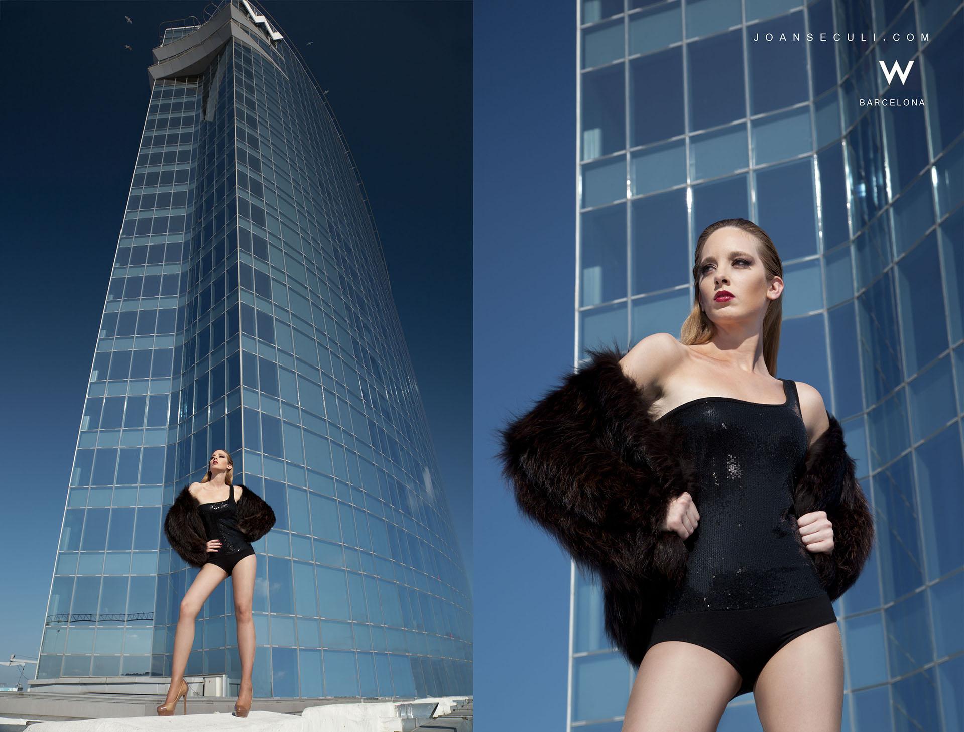 Joan Sèculi photography - Hotel W Barcelona