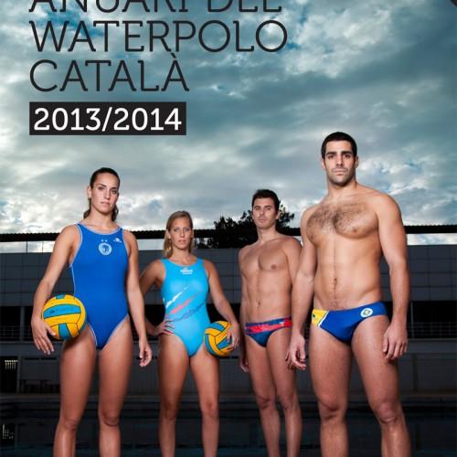Making off Portada Anuari Waterpolo Català 2013-14
