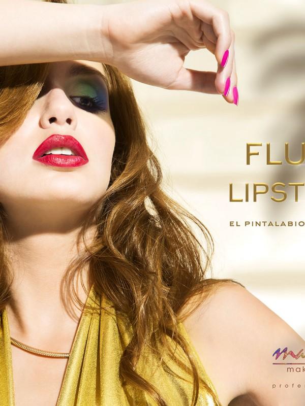Martora Make up Fluid Lipstick - Summer 2015