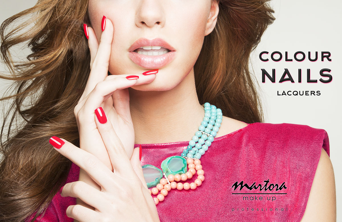 Martora Make up Nails Lacquers - Summer 2015