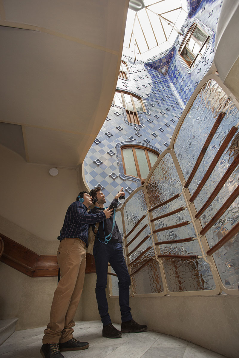 Joan Sèculi - Casa Batlló